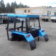 Кабина малая для трактора МТЗ фото