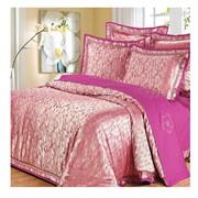Комплект постельного белья Silk Place Virmiste Extra, семейный фото