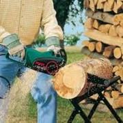 Распиловка на дрова фото
