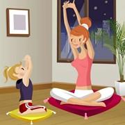 Пилатес для подростков, фитнес-йога фото