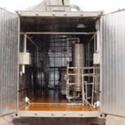 Утепленный блочный модуль Контейнерного типа ОМ–20 фото