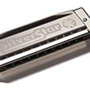 Губная гармошка Hohner М50405 Silver Star фото