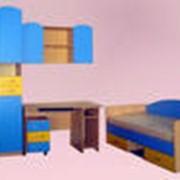 Мебель детская корпусная на заказ.Мебель для детской. фото