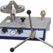Грузопоршневые манометры серии СРВ 5000 фото