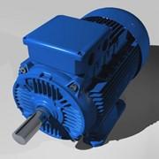 Электродвигатель асинхронный 45 кВт 3000 об/мин. АИР200L2 общепромышленный фото