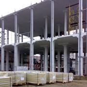 Монтаж сборных железобетонных конструкций Алматы фото