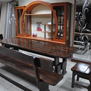 Деревянная мебель на заказ фото