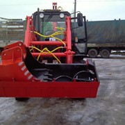 Экскаватор-погрузчик ЭО-2626 на базе трактора Беларус МТЗ-82.1-23/12 фото