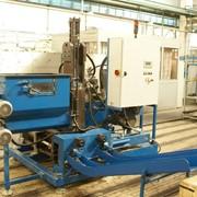 Установка получения топливных брикетов БЗС5003 фото