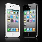 Телефон сотовый Apple iPhone 4 White 16Gb фото