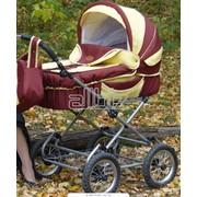 Коляски детские универсальные с люлькой, Детские коляски, кроватки и манежи, Детские товары фото