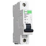 Автоматический модульный выключатель АВ2001 1Р C 2A 6кА Standart 22001 фото