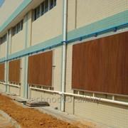 Охлаждение промышленных зданий и сооружений фото