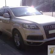 Аренда, прокат Audi Q7 фото