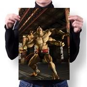 Плакат Мортал Комбат, Mortal Kombat №1 фото