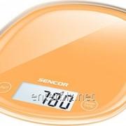 Весы Кухонные Sencor Sks33Or, арт.136823 фото