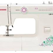 Швейная машина Janome LW-10 фото