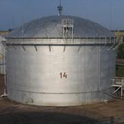 Алюминиевый купол для резервуаров фото