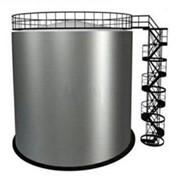 Резервуар вертикальный стальной РВС 100 м3 фото
