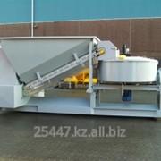 Завод бетонный мобильный Модель С15-1200 фото