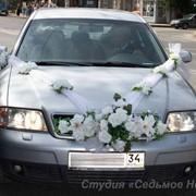 Украшение автомобилей; фото