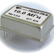 Генератор кварцевый термокомпенсированный ГК321-ТК-К фото