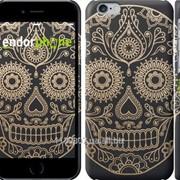 Чехол на iPhone 6 Ажурный череп 3211c-45 фото