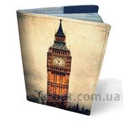 Обложка 01-01_69 для паспорта Кожа фото