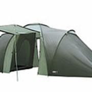 Палатка OUTDOOR TENT 4P 2-х комнатная 4-х местная фото