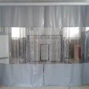 Шторы для автомойки, гибкие ворота, гибкие завесы, промышленные шторы фото
