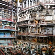 Промышленные котлы ДКВР; ТП фото