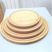 Деревянные тарелки для пиццы 30 см фото