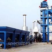 Стационарный асфальтобетонный завод АБЗ С40, производительностью 40 тонн/час фото