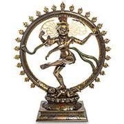 """Скульптура """"Шива Натараджа - король танца"""" арт.WS-902 Veronese фото"""