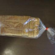 Пакет ПП 21х39 см + дно для хлеба тостовый и другой хлебобулочной продукции фото