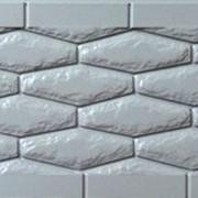 Форма из АБС (ПВХ) пластика для производства бетонных заборов №24 фото