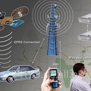 Система мониторинга автотранспорта MTS - GPS фото