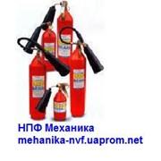 Огнетушитель углекислотный ВВК-1,4(ОУ-2) фото