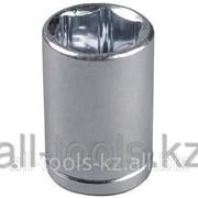 Торцовая головка Зубр Мастер - 1/2, Cr-V, Super Lock , хроматированное покрытие, 12 мм Код:27725-12_z02 фото