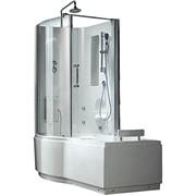 Комбинированная гидромассажная ванна фото