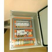 Разработка и сборка электрических щитов управления к холодильному оборудованию фото