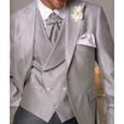 Прокат костюмов и платьев вечерних, свадебных фото