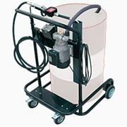 Электрическая установка для заправки маслом фото