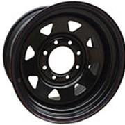 ORW ORW диск стальной Hummer/Dodge 9х17 8x165.1 ET 0 d121 черный фото
