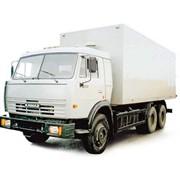 Автофургон 6717 (шасси КАМАЗ-53215 6х4) фото