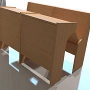 Мебель для учебных заведений фото