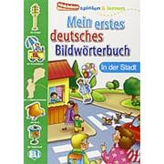 Mein erstes deutsches Bildworterbuch - In der Stadt фото