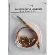 Термопара универсальная для газовых плит, духовок, котлов, конвекторов L=600мм фото