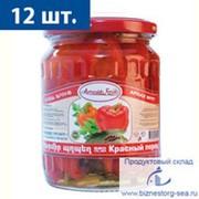 "Перец красный 580г х 12шт ""Artsakh food"" фото"