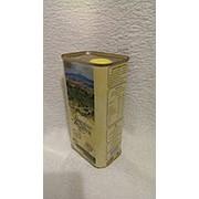 Масло оливковое 100% 1л Paraiso De Oliva (Оливковый рай) рафинированное 1 литр. фото